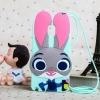 เคส Samsung Galaxy Note 3 ซิลิโคน 3 มิติ กระต่ายจูดี้ น่ารักมากๆ ราคาถูก (ไม่รวมสายคล้อง)