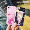 เคส iPhone 6 / 6s (4.7 นิ้ว) พลาสติกกากเพชรลายสุดเปรี้ยวน่ารักมากๆ ราคาถูก