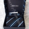เนคไทผ้าไหม Silk NT018