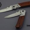 มีดพับสำหรับพกพาขนาดกลาง Browning รุ่น Da50 ด้ามไม้ (OEM)