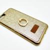 เคส ไอโฟน 7 4.7 นิ้ว ขอบโคเมียมกากเพชรมีแหวน