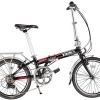 จักรยานพับได้ TRINX 20 นิ้ว เกียร์ 7 สปีด ไม่มีโช้ค เฟรมอลูมิเนียม,FA2007
