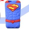 เคส 3D Batman ปะทะ Superman ไอโฟน 6/6s 4.7 นิ้ว-Superman