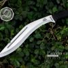 มีดใบตายกรูข่า COLD STEEL Silver Kukri Knife รุ่น COLD STEEL 39LGKT O-1 (OEM)