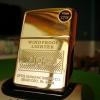 """ไฟแช็ค Zippo แท้ """" Zippo 28145, Windproof Lighter High Polish Brass """" แท้นำเข้า 100%"""