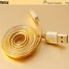 สายชาร์จซัมซุง REMAX GOLD Series Micro USB