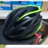หมวกจักรยาน LA BICI ,HMM8 LED (ไฟเลด) In-Mold 2017