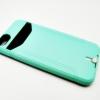 เคสกันกระแทก 2 ชั้น ไอโฟน 6/6s 4.7 นิ้ว-สีเขียวมิ้นท์
