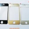 ฟิล์มกระจกนิรภัย ไทเทเนียม Iphone 4/4s