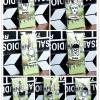 พวงกุญแจ BTS Hiphop Monster