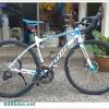 จักรยานเสือหมอบ Cyclocross MIR MACEO 14 SPEED ดุมแบร์ริ่ง 2016