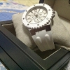 Guess All  White... watch W10603G1