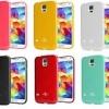 Case Samsung Galaxy S5 ยี่ห้อ Mercury TPU