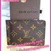 Louis Vuitton Monogram Canvas Money Clip ** เกรดท๊อปมิลเลอร์ (Hi-End)**