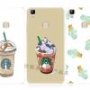 Case VIVO V3 พลาสติก TPU ลายกาแฟแสนน่ารัก น่ากินมากๆ ราคาถูก