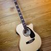 กีตาร์โปร่งไฟฟ้า Oaziz Guitar WT-40C EQ Gtone GT-4