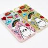 เคสนิ่มกากเพชรลาย Moomin ไอโฟน 5/5se/5s