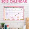 Hello! 2015 Calendar (365 days)