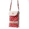 กระเป๋าใส่โทรศัพท์ รุ่น Flower Cloth Bag Pouch
