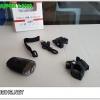 ไฟหน้า SUPERL LAVA ,HJ-039 3W ชาร์จ USB (มีอุปกรณ์ติดหมวก)