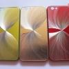 เคสฝาหลังสีโครเนียมลายกราฟฟิก ไอโฟน 6/6s 4.7 นิ้ว