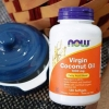 # ทานจุกจิก # Now Foods, Virgin Coconut Oil, 1000 mg, 120 Softgels