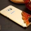 เคส Samsung Galaxy S7 ขอบเคสโลหะ Bumper + พร้อมแผ่นฝาหลังเงางามสวยจับตา ราคาถูก