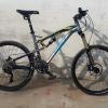 จักรยานเสือภูเขา CONQUEROR TRINX ล้อ 26 นิ้ว เกียร์ 20 สปีด HDC โช้คหน้า-หลัง เฟรมอลูมิเนียม S550
