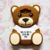 เคสหมี Teddy 3D ซัมซุง แกรนด์ 2