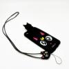 เคสยางนิ่มแมวเซเลอร์มูน+สายคล้องคอ ไอโฟน 5/5se/5s