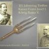 แสตมป์ประเทศออสเตรีย ชุด 115th Anniversary of H.M. King Chulalongkorn's Visit to Austria Austria Issue ปี 2555 (ยังไม่ใช้)