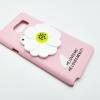 เคสดอกไม้ 3D ซ่อนกระจก ซัมซุง Note 5