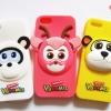 เคสซิลิโคน 3D การ์ตูน VBooMiz ไอโฟน 5/5s