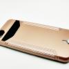 เคสกันกระแทก 2 ชั้น ไอโฟน 6/6s 4.7 นิ้ว-สี rose gold