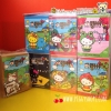 Mcdonald's HELLO KITTY Fairy Tales full box set คอลเลกชั่นสะสมคิตตี้แฟร์รี่เทลล์ครบเซ็ต 7 ชิ้น - สนใจสอบถามเพิ่มได้จ้า -