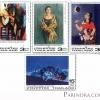 แสตมป์ชุด จิตรกรรมของศิลปินเอก ปี 2546 (ยังไม่ใช้)