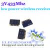 low power wireless receiver