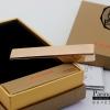 ไฟแช็คไฟฟ้า USB Jobon Smoking set สี Pink Gold เรียบ หรู