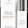 Delicious Sunscreen ครีมกันแดดประสิทธิภาพการป้องกันแสงแดดอย่างเหนือระดับ