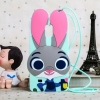 เคส Samsung Galaxy Note 4 ซิลิโคน 3 มิติ กระต่ายจูดี้ น่ารักมากๆ ราคาถูก (ไม่รวมสายคล้อง)