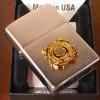 """ไฟแช็ค Zippo แท้ กองทัพปกป้องชายฝั่ง """" Zippo 280CG, United States Coast Guard Emblem """" แท้นำเข้า 100%"""