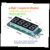 4 digit 7-segment display