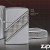 """ไฟแช็ค Zippo แท้ Collectible of the Year 2016 Limited Edition """"Zippo #29151 Armor Facet""""แท้นำเข้า 100%"""