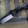 Quartermaster QTR-11lt General Lee 2 Limo Tint Black Tanto Blade