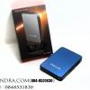กล่องใส่บุหรี่ Focus เคสอลูมิเนียมอัลลอยด์ พกง่ายสะดวกใช้ สีน้ำเงิน