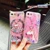 เคส iPhone 6 Plus / 6s Plus (5.5 นิ้ว) พลาสติกกากเพชรยูนิคอร์นน่ารักมากๆ ราคาถูก