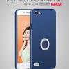 Case OPPO Mirror 5 Lite / Mirror 5 Lite 4G พลาสติกสีพื้นผิวเรียบเคลือบเมทัลลิค พร้อมแหวน สวยงาม ราคาถูก