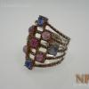 แหวนนพเก้า(Silver ring nine-gem)