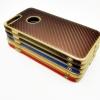 เคส tpu เคฟล่า แต่งขอบทอง Iphone (7plus) 5.5 นิ้ว