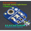Lux sensor